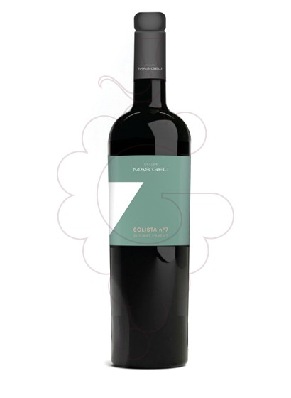 Foto Mas Geli Solista Nº7 Subirat Parent vino blanco