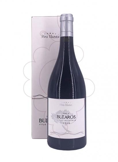 Foto Mas Llunes Finca Butarós vino tinto