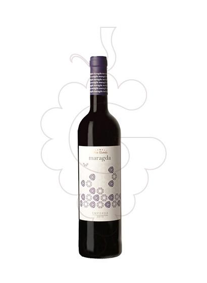 Foto Mas Llunes Maragda Tinto vino tinto