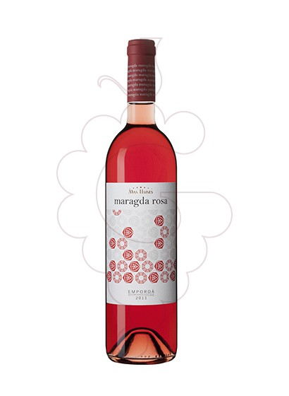 Foto Mas Llunes Maragda Rosado vino rosado