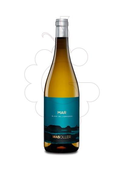 Foto Mas Oller Mar Magnum vino blanco