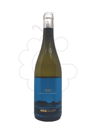 Foto Mas Oller Mar vino blanco