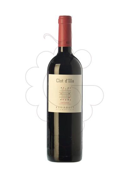 Foto Mas Pòlit Clos d'Illa vino tinto