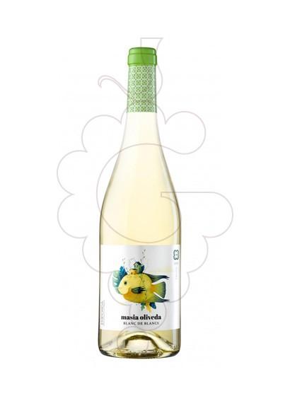 Foto Masia Oliveda Blanc de Blancs vino blanco