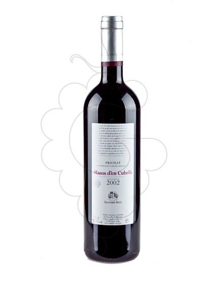 Foto Masos d'en Cubells vino tinto