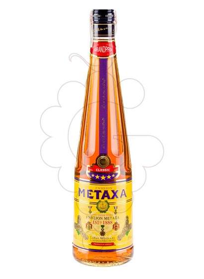 Foto Brandy Metaxa 5*