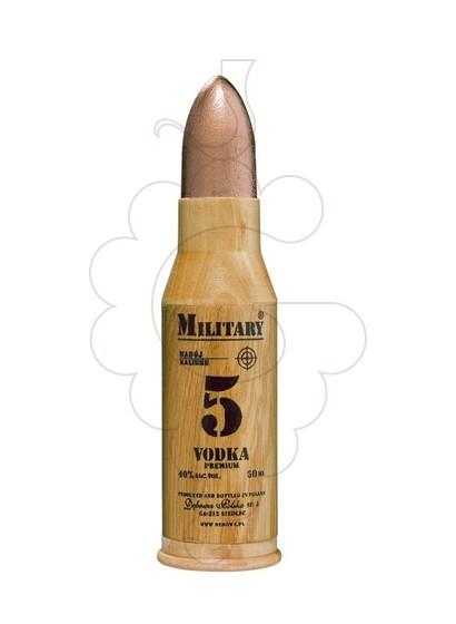 Foto Vodka Military 5