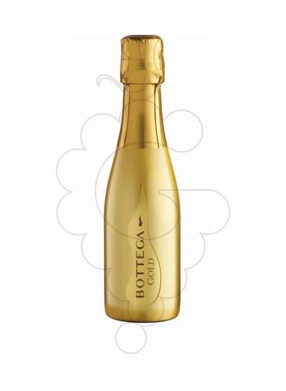 Foto Bottega Gold Prosecco Brut (mini) vino espumoso