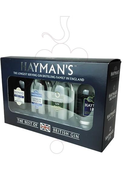Foto Cajas regalo Minipack Hayman's 4 u
