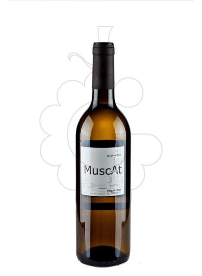 Foto Miquel Oliver Blanc Muscat vino blanco