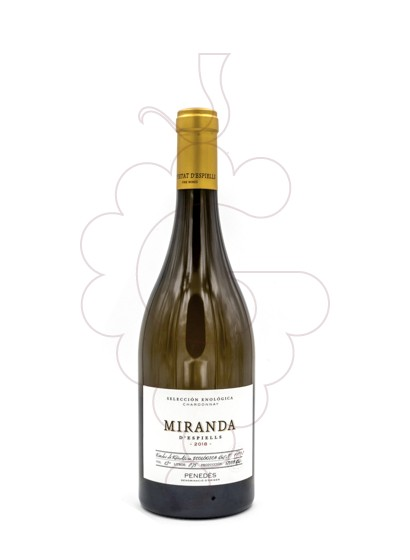 Foto Miranda d'Espiells vino blanco