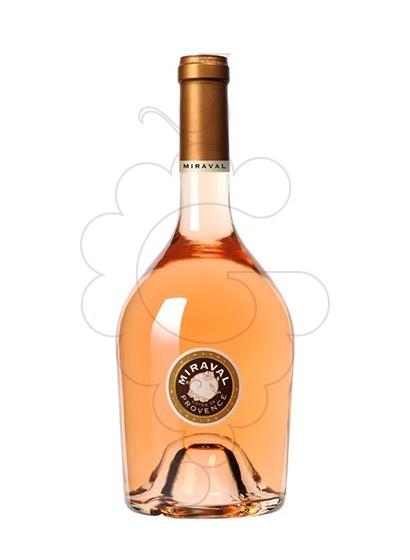 Foto Miraval vino rosado