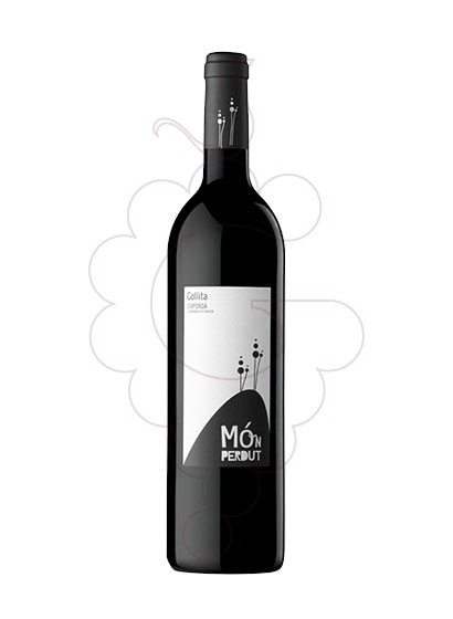 Foto Mon Perdut Negre vino tinto
