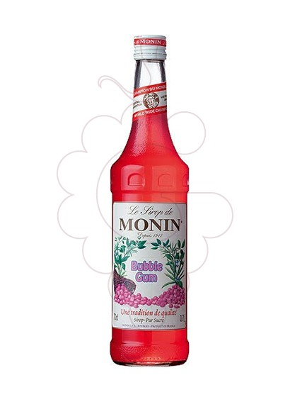Foto Jarabes Monin Bubble Gum (s/alcohol)