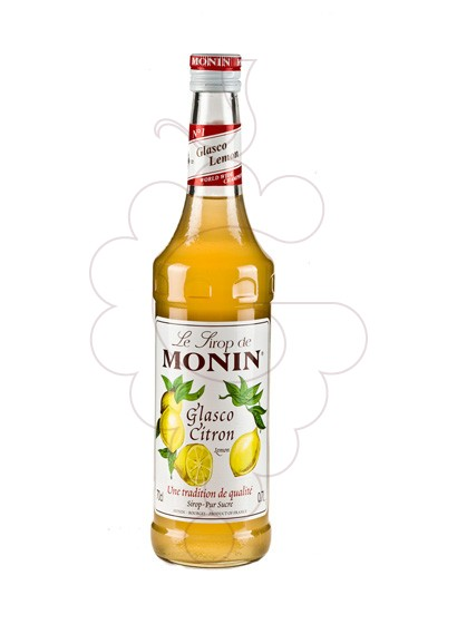 Foto Jarabes Monin Glasco Citron (s/alcohol)
