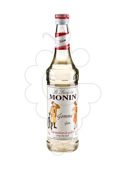 Foto Jarabes Monin Gomme Gum (s/alcohol)