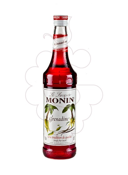 Foto Jarabes Monin Grenadine (s/alcohol)