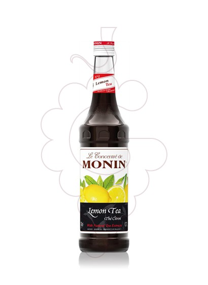 Foto Jarabes Monin Lemon Tea (s/alcohol)