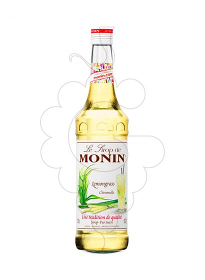 Foto Jarabes Monin Lemongrass (s/alcohol)