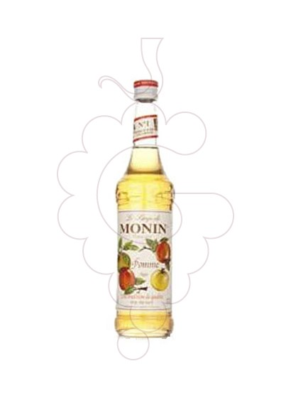 Foto Jarabes Monin Pomme (s/alcohol)