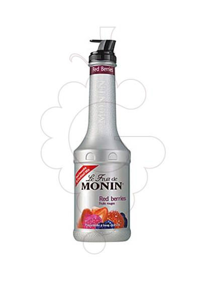 Foto Otros Monin Puré Red Berries (s/alcohol)