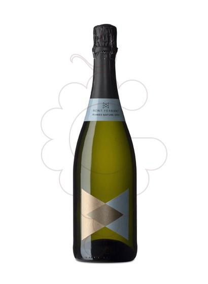 Foto Mont-Ferrant Blanes Nature vino espumoso