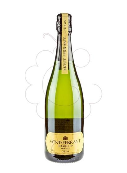 Foto Mont-Ferrant Tradició Semi Grappa vino espumoso