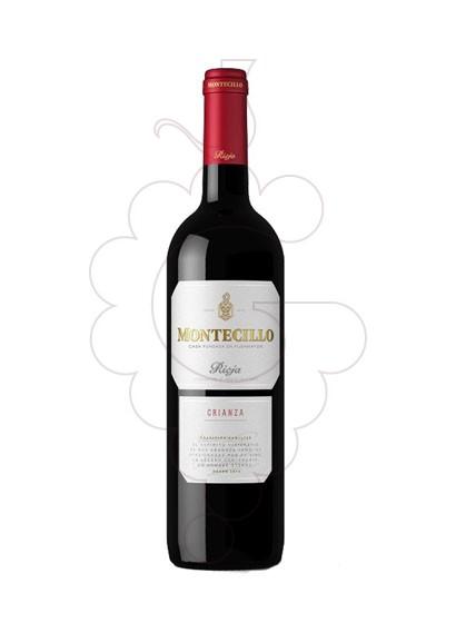 Foto Montecillo Crianza vino tinto