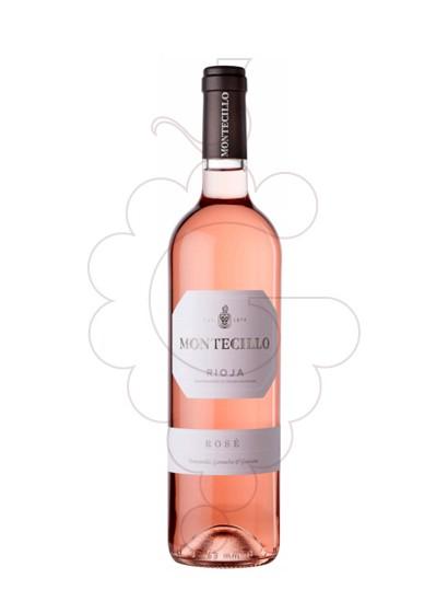 Foto Montecillo Rosado vino rosado