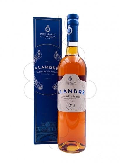 Foto Moscatel Alambre de Setúbal vino generoso