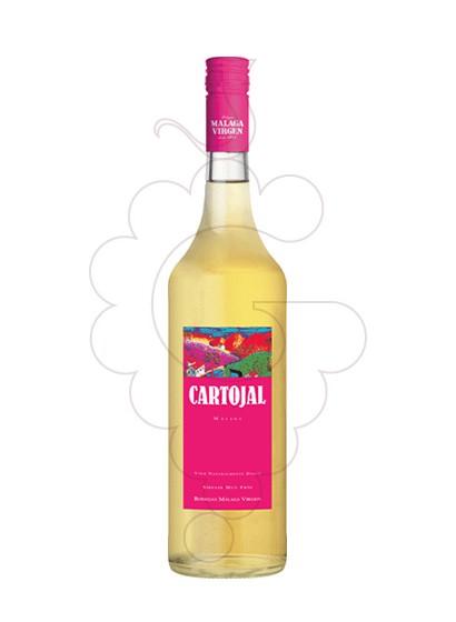 Foto Moscatel Cartojal vino generoso