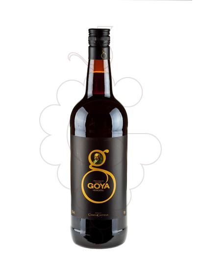 Foto Moscatel Goya vino generoso