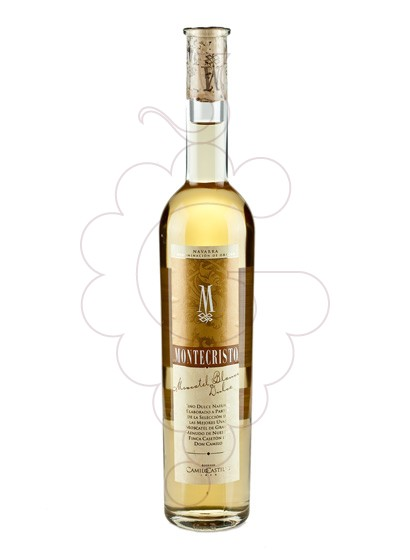 Foto Moscatel Montecristo vino generoso
