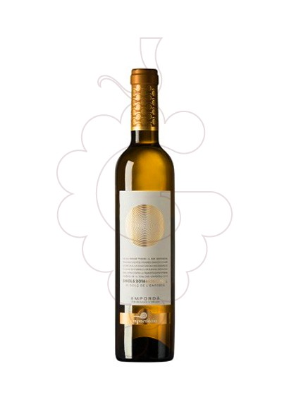 Foto Moscatell Sinols vino generoso