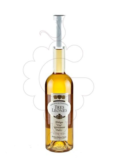 Foto Moscatel Tres Leones vino generoso