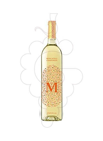 Foto Moscatell d'Espolla vino generoso