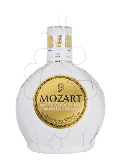 Foto Licor Mozart Chocolate Blanco