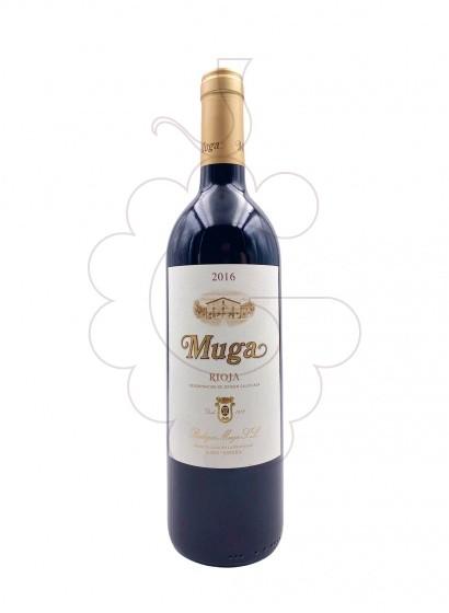 Foto Muga Crianza vino tinto