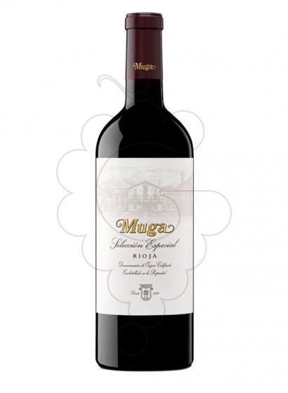 Foto Muga Reserva Selección Especial vino tinto
