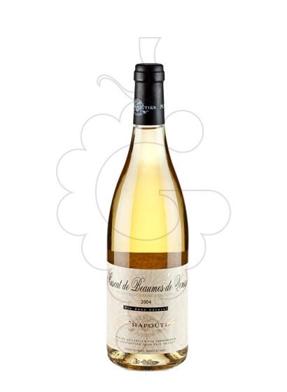 Foto Chapoutier Muscat de Beaumes de Venise vino generoso