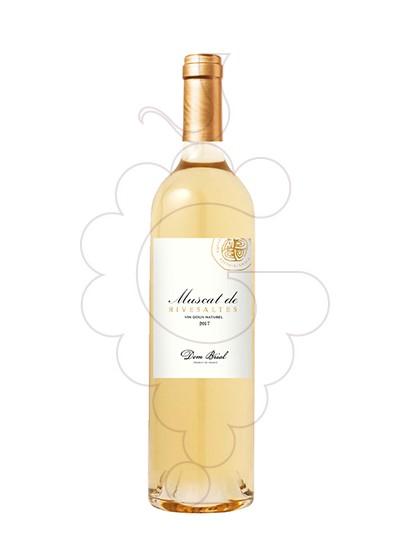 Foto Muscat Rivesaltes Dom Brial vino generoso