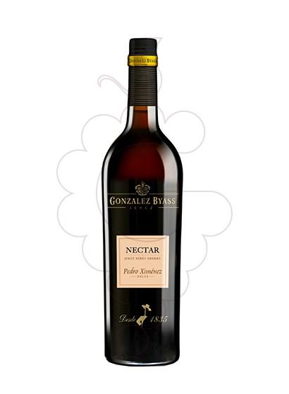 Foto Nectar P.Ximenez vino generoso
