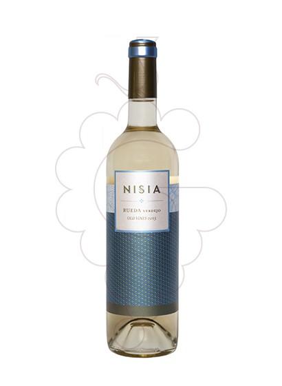 Foto Nisia Verdejo vino blanco