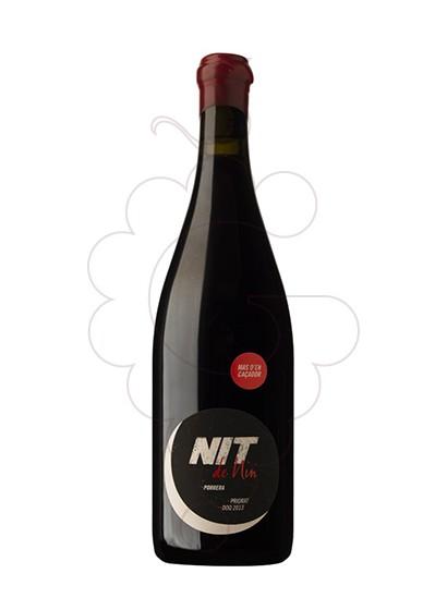 Foto Nit de Nin  vino tinto