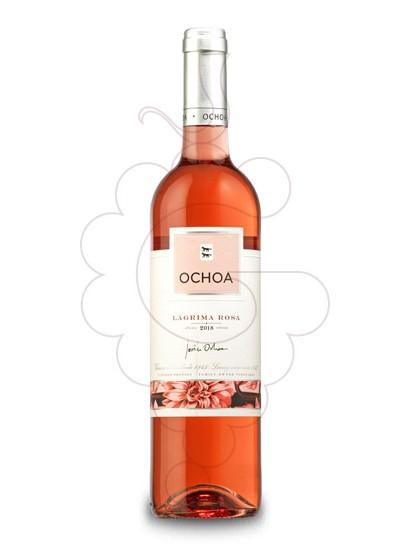 Foto Ochoa Rosado de Lagrima vino rosado