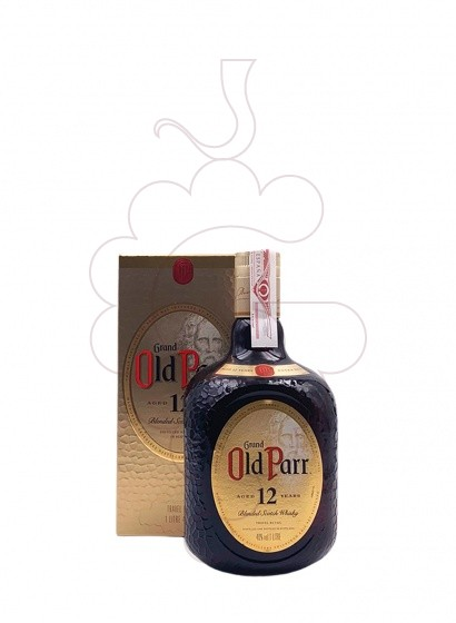 Foto Whisky Old Parr 12 Años