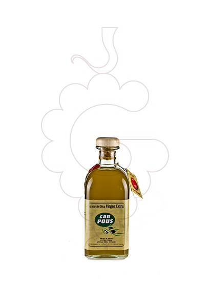 Foto Aceite Aceite Can Pous
