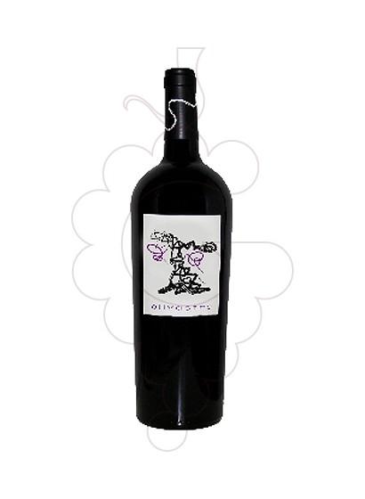 Foto Olivastro Magnum  vino tinto