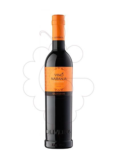Foto Oliveros Vino de Naranja vino generoso