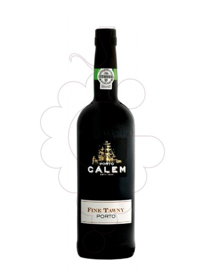 Foto Calem Fine Tawny vino generoso